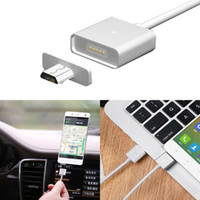Wholesale 2 A Android Micro USB Charging Cable Magnetic Adapter Charger For Most Phone And Tablet