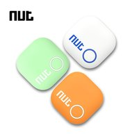 Wholesale 2016 Nut nd Smart Mini Tag Bluetooth Child Pet Key GPS Finder Anti Lost GPS Alarm Locator Tracker For iPhone Android DHL