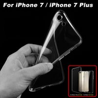 Wholesale iPhone iPhone Plus Case Cover Transparent TPU Soft Cover Phone Case For iPhone iPhone Plus Back Cover Case