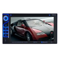 Wholesale Hot Car DVD Player HD Touch Screen Bluetooth Stereo Radio Car MP3 MP4 MP5 Audio USB Auto Electronics In Dash