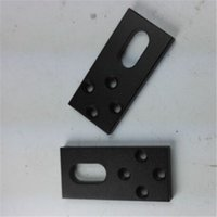 Wholesale Reprap D printer Parts metal V Slot compatible extrusion micro Limit Switch Plate
