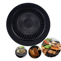 Wholesale NEW Barbeque Plate cooking pan Grill steak plate Yakiniku non stick bakeware