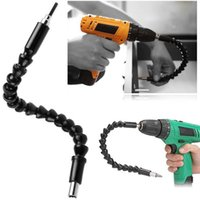 Wholesale Flexible Shaft Extension Screwdriver Drill Bit Holder Link for Electronic Drill