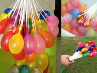 bubble toy - 1 pack Water Balloons Bombs Self Tying Outdoor Garden Summer Fun Kids Toys Party