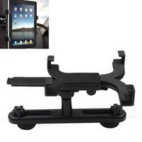 car holder for 7 inch tablet - 360 Degree Rotation Headrest Universal Bracket Mount for tablet inch Tablet stand Car Tablet Holder Soporte tablet car