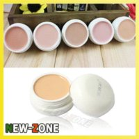 ance cream - Perfect Face Foundation Concealer Blemish Cream g with Cosmetic Puff Moisture ance defect flawless Cover waterproof sweatproof