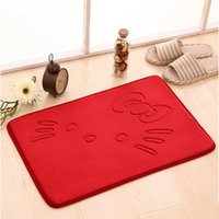 Wholesale Fashion Carpet Toilet water absorption non slip rug Porch doormat floor MATS Kitchen Rugs