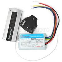 Wholesale New Wireless Channel Light V V Remote Control Switch Transmitter