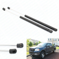 Wholesale 2pcs set car Fits for Ford F Front Hood Gas Spring Lift Supports Struts Prop Rod Arm Shocks