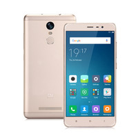 Wholesale Original Xiaomi Redmi Note Pro quot FHD GB GB META Smartphone bit Qualcomm Snapdragon Hexa Core MIUI V7 MP TOUCH ID G G