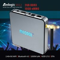 android powered tv - Mini PC Android TV Box K Ultra HD Powered by Amlogic S912 Bit Octa Core Android6 G G Kodi17 Pre installed Streaming Medium Player