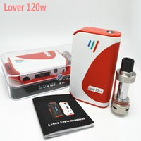 big packages - Mini electronic cigarette Lover Electronic cigarette package Big smoke W ahm ohm ohm