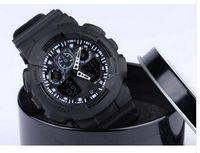 Wholesale 10PCS hot new Fashion Sport Watch Jelly Silicone G Sports Wristwatch G100 Ga110 Digital Watches