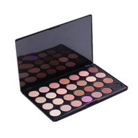 basic color palette - 28 colors Urban Eye shadow Palette the earth color Matte Naked Basics Smoky Makeup Shimmer pallet nude tude Cosmetics WB0274