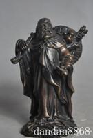 arhat buddhism - Chinese Bronze Buddhism Arhat Damo Bodhidharma Dharma Buddha Statue Sculpture