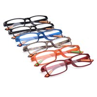 Wholesale Multi Strength Reading Glasses Eyeglass Spectacle Diopter Light UP For Elder PF0005