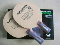 best pimples - BEST Butterfly PRIMORAC CARBON Racket Table tennis blade Horizontal grip handle FL Straight grip handle CS