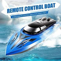battery operated toy boat - SYMA New Arrival RC High Speed Boat Q2 GHz km h with Capsize Reset Function High Quality Remote Control Toys