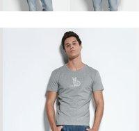 big brother t shirts - Brothers Channel Zodiac rabbit Cotton Short Sleeve Unisex Men Women T shirt Big Hand Print Tops Casual on Summer