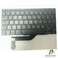 Wholesale 100 NEW UK Vision Keyboard For Macbook Pro retina quot A1398 MC975 ME MGXA2