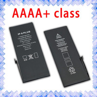 Wholesale iPhone G Plus Mah Replacement New Li ion Battery Repair Cellphone Batteries for iPhone s S High Quality