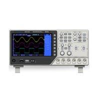 Wholesale Hantek DSO4102S Digital storage oscilloscope quot K TFT LCD channel M GSa s Arbitrary waveform