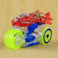 Wholesale Inertia Motorcycle Intelligence Toy Baby Children Kids Model Car Educational A00029 FAD