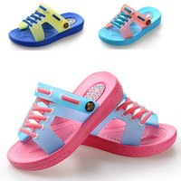 bath specials - Hot sale Children s sandals summer new boys and girls special bath slip breathable slippers comfortable sandals