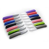 Wholesale Promotional Newst Knife Ceramic Inch White Blade Fruit Meat Vegetable Kitchen Knives hot sell HHA998