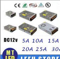 Wholesale DC V A A A A A A A Led Transformer W W W W W W w Power Supply For Led Modules Led Strips