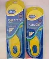 Wholesale New SCHOLL GEL ACTIVE EVERYDAY for MEN WOMEN Scholls Gel Activ Foot Care With Retail Box