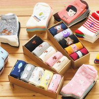Wholesale 35 yards autumn and winter in tube socks male student Ms cute socks socks pure gift
