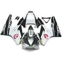 triumph - Injection Fairings For TRIUMPH DAYTONA ABS Plastic Motorcycle Fairing KitParkin BE1 Racing Black White Body Kit