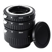 auto tubes - Mcoplus Metal by Plastic Mount Auto Focus Macro Extension Tube for Nikon D7100 D7000 D5300 D5100 D5000 D3100 D800 D750 D600 D300s D300 D90 D