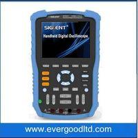 Wholesale SIGLENT SHS806 MHz Bandwidth Handheld Digital Storage Oscilloscope Mpts Memory Gsa s