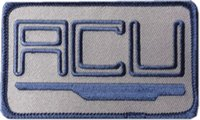 acu unit patches - Jurassic World ACU Assett Containment Unit film Movie TV Series Fancy Dress Costume Embroidered iron on patch TRANSFER APPLIQUE