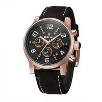 big automatic watch - Big pilot watch Chronograph men luxury brand Men business fashion watchs Automatic Luxury Brand Multi function six pin outdoor watchesWate