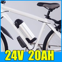 aluminium kettle - 24V AH Aluminium alloy kettle Lithium Battery Pack BMS Charger W Electric bicycle scooter lithium v battery
