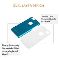 best iphone bumper - Hot aluminum metal bumper bulk cell phone case for iphone best protective phone cases
