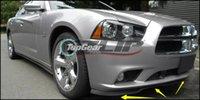 Wholesale Bumper Lip Lips For Dodge Ram SRT Front Skirt Deflector Spoiler For Car Tuning The Stig Recommend Body Kit Strip