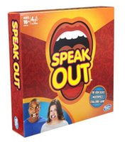 Wholesale Speak Out Game new hot game KTV party newest best selling toy with great toys