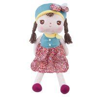 baby stuffed toy beauty - New Metoo Stuffed Cartoon Plush Toy Babies Soft Beauty Design Sleeping Toys Girls Sweet Doll Gift For Kids Birthday Christmas