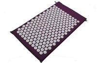 Wholesale Health Care Massager Cushion Acupressure Mat Relieve Stress Pain Acupuncture Spike Yoga Mat Body Massager Drop shipping