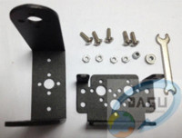 antenna mount kit - DOF Long Pan and Tilt Servos Bracket Sensor Mount kit for Robot Arduino compat