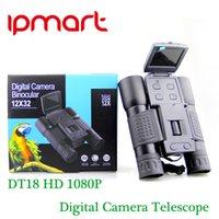 Wholesale DT18 quot TFT HD P MP LCD Camcorder DV Binocular Digital Camera Telescope Outdoot High Power Definition Night Vision Hunting Binoculars