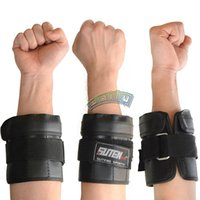 bags of sand - Pair of Adjustable Hand Wrist Ankle Weights Exercise Fitness MMA Boxing Training