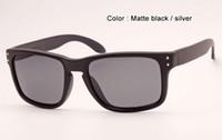 Acheter Le sport pc-Hommes femmes sport lunettes de soleil mâle noir mat signature rouge 9102 mode lunettes polarisées lunettes de soleil original boîte 55mm dans le cas