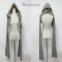 Wholesale Unique Design Hood Cap Winter Hat Sets Woman Fashion Cap Headwear Wool Yarn Knitted Scarves for Women Men Hat and Scarf Set