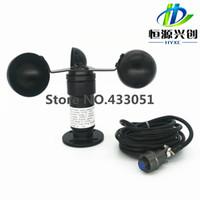 Wholesale Voltage signal output speed sensor voltage signal V Power DC12 V Universal speed transmitter anemometer