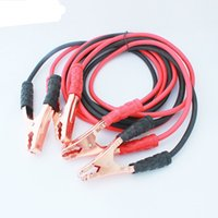 battery jumper cables heavy duty - 13FT Gauge battery Booster Cable Jumping Cables Power Jumper Heavy duty